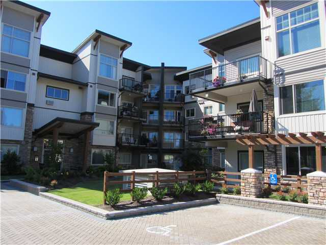 Main Photo: 303 11935 BURNETT Street in Maple Ridge: East Central Condo for sale : MLS®# V918454
