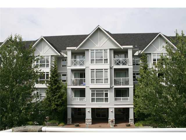 Main Photo: 102 3142 ST JOHNS Street in Port Moody: Port Moody Centre Condo for sale : MLS®# V930148