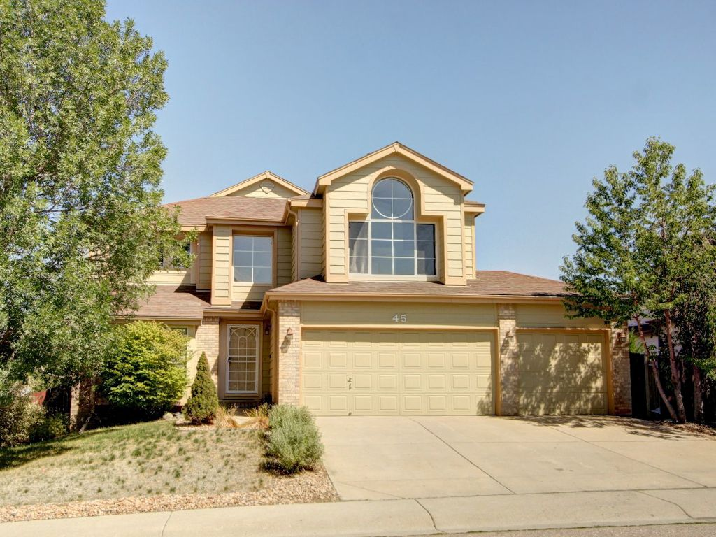 Main Photo: 45 W. Fremont Place in Littleton: House for sale : MLS®# 124555