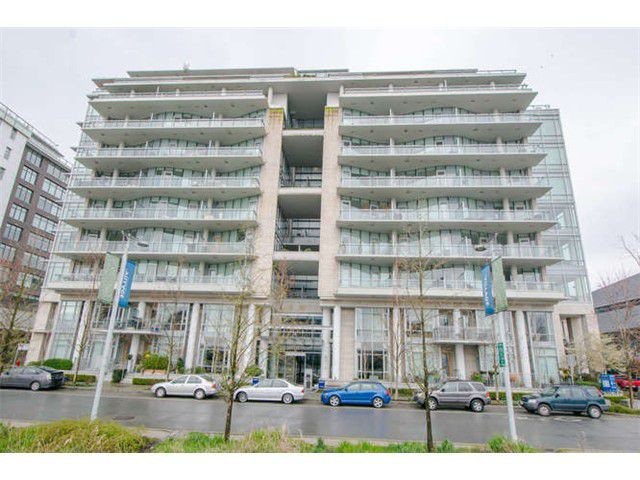 "Main Photo: 304 1633 ONTARIO Street in Vancouver: False Creek Condo for sale in ""VILLAGE"" (Vancouver West)  : MLS®# V1062443"