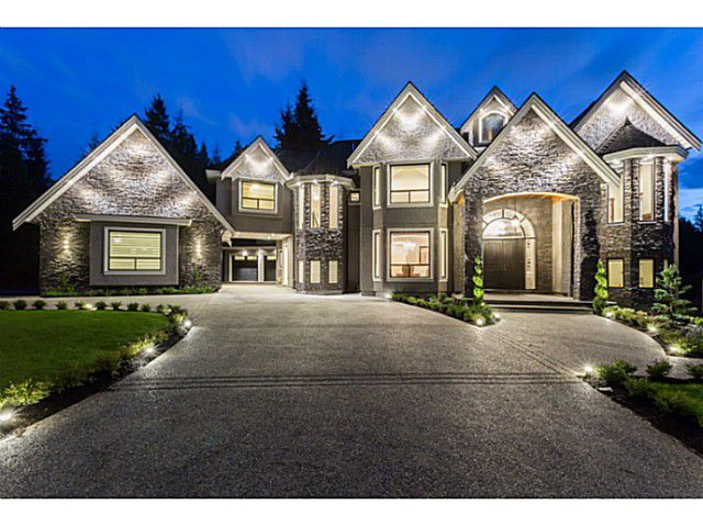 Main Photo: 1025 THOMSON Road: Anmore House for sale (Port Moody)  : MLS®# V1090116