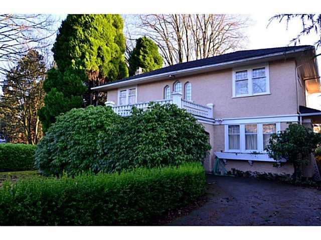 Main Photo: 1406 W 40TH Avenue in Vancouver: Shaughnessy House for sale (Vancouver West)  : MLS®# V1129363
