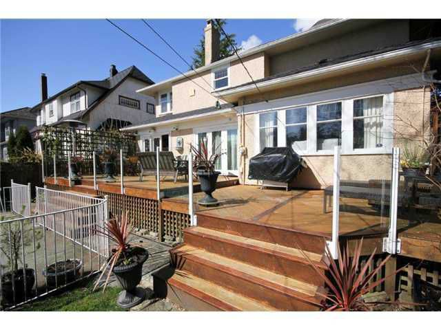 Photo 3: Photos: 1406 W 40TH Avenue in Vancouver: Shaughnessy House for sale (Vancouver West)  : MLS®# V1129363