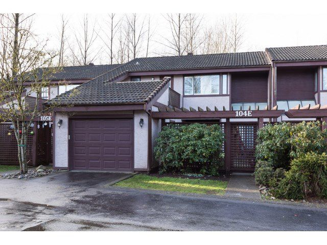 """Main Photo: 104E 3655 SHAUGHNESSY Street in Port Coquitlam: Glenwood PQ Townhouse for sale in """"SHAUGHNESSY PARK"""" : MLS®# R2023053"""