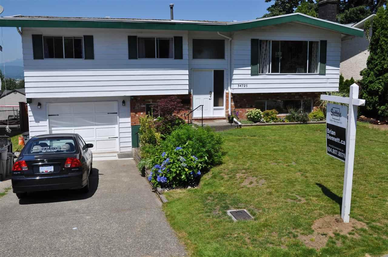 Main Photo: 34725 MIERAU Street in Abbotsford: Abbotsford East House for sale : MLS®# R2085151