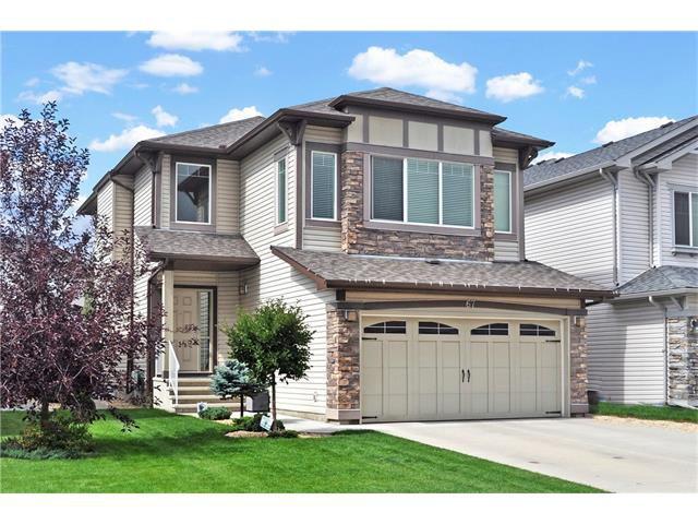 Main Photo: 67 BRIGHTONSTONE Passage SE in Calgary: New Brighton House for sale : MLS®# C4076379