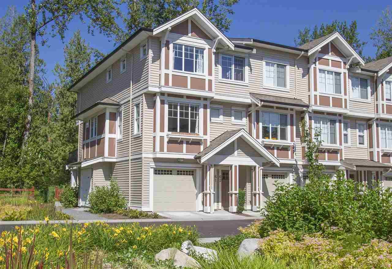 """Main Photo: 61 10151 240 Street in Maple Ridge: Albion Townhouse for sale in """"ALBION STATION"""" : MLS®# R2184527"""