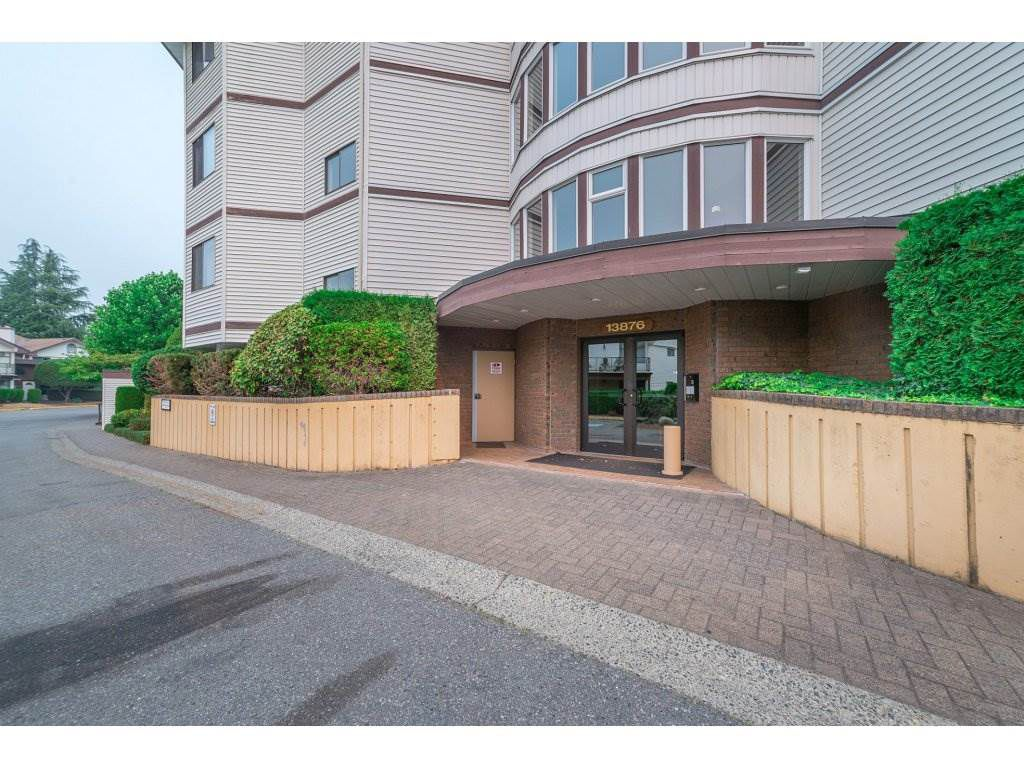 "Main Photo: 404 13876 102 Avenue in Surrey: Whalley Condo for sale in ""Glenwood Village"" (North Surrey)  : MLS®# R2202605"