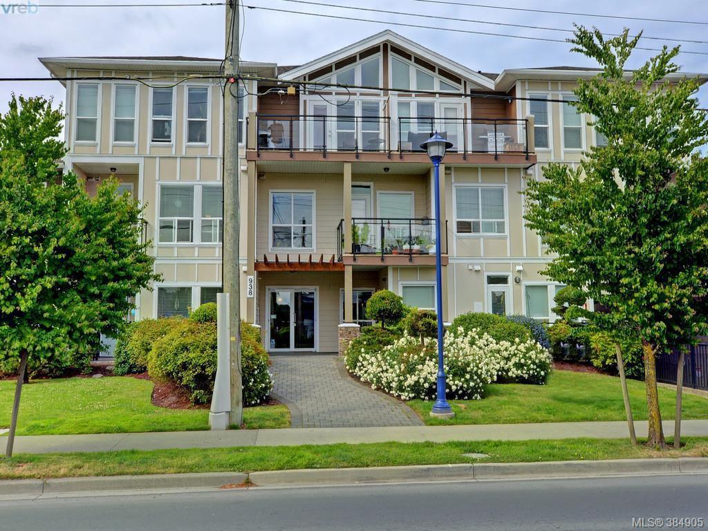 Main Photo: 313 938 Dunford Avenue in VICTORIA: La Langford Proper Condo Apartment for sale (Langford)  : MLS®# 384905