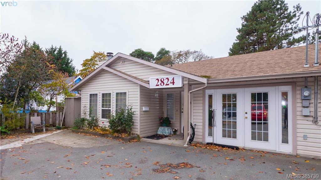 Main Photo:  in VICTORIA: La Langford Proper Strata Duplex Unit for sale (Langford)  : MLS®# 385739