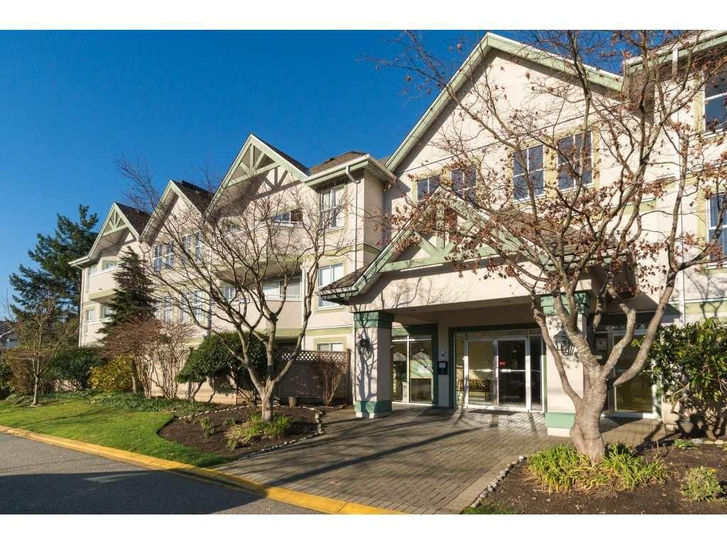 "Main Photo: 211 12633 72 Avenue in Surrey: West Newton Condo for sale in ""College Park"" : MLS®# R2226813"