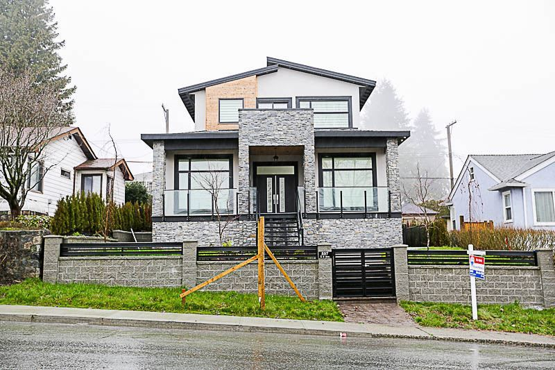 Main Photo: 337 E EIGHTH Avenue in New Westminster: The Heights NW House for sale : MLS®# R2236387