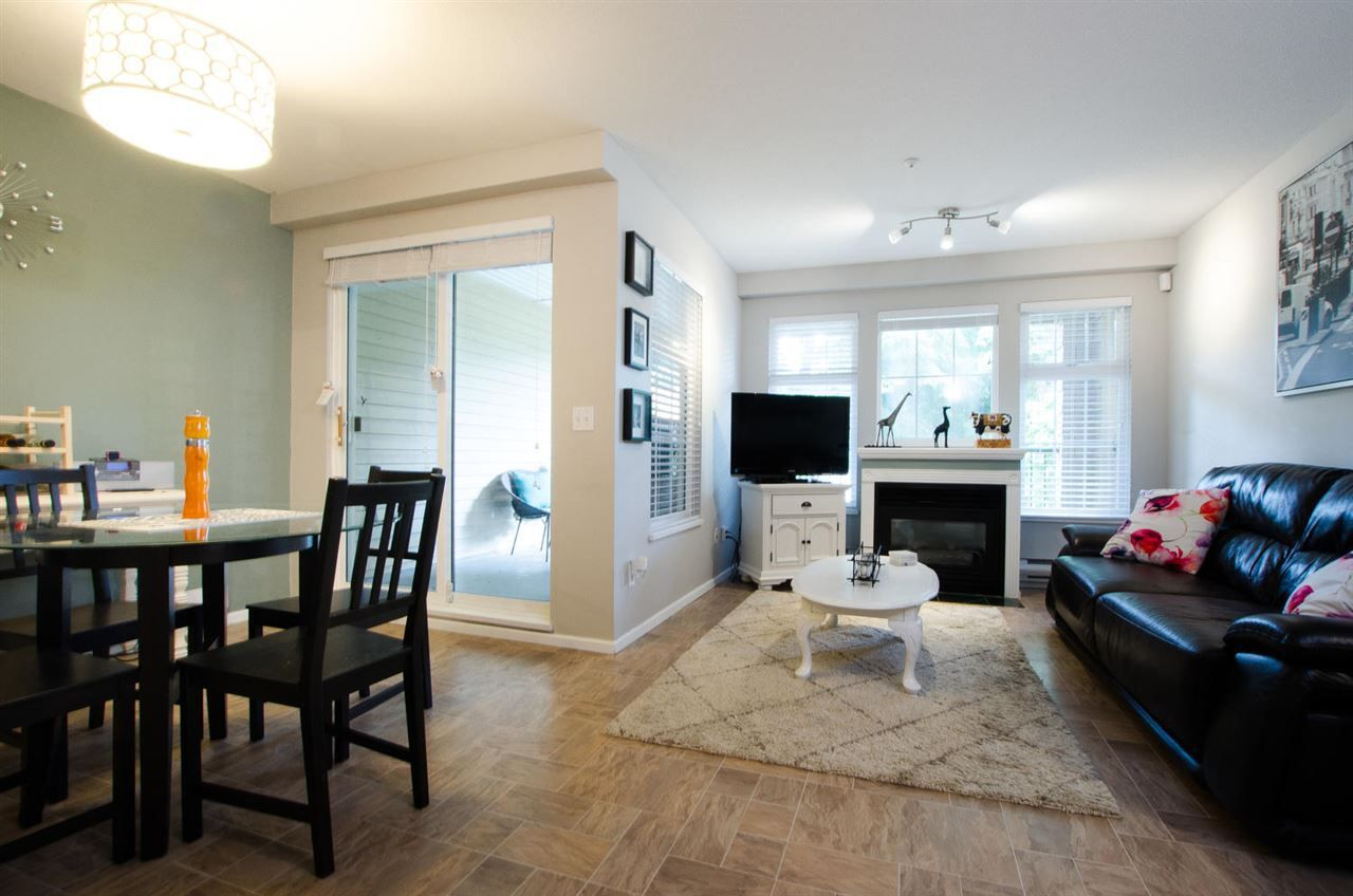 "Main Photo: 219 5518 14 Avenue in Delta: Cliff Drive Condo for sale in ""WINDSOR WOODS"" (Tsawwassen)  : MLS®# R2310878"