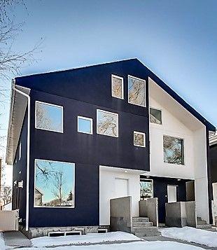 Main Photo: 9841 79 Avenue in Edmonton: Zone 17 House Half Duplex for sale : MLS®# E4136147