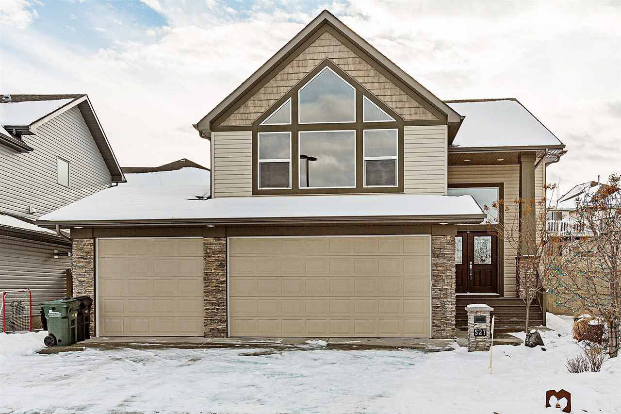 Main Photo: 527 RIDGELAND Way: Sherwood Park House for sale : MLS®# E4138249
