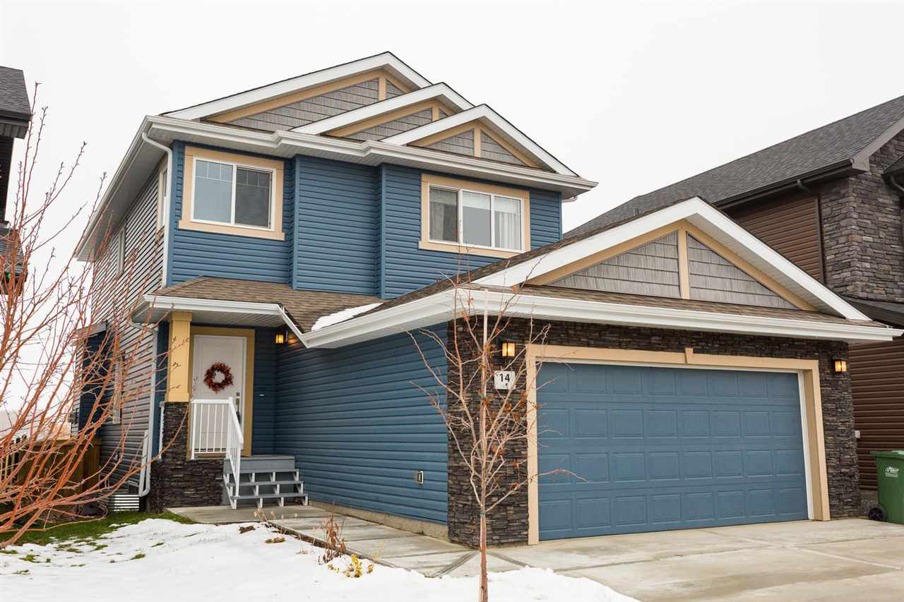 Main Photo: 14 Elise Place: St. Albert House for sale : MLS®# E4139631