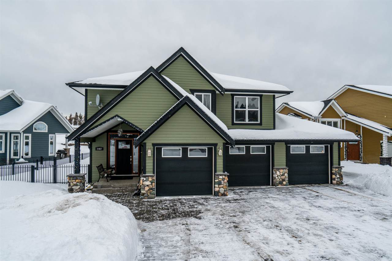 """Main Photo: 2467 MCTAVISH Road in Prince George: Aberdeen PG House for sale in """"ABERDEEN GLEN"""" (PG City North (Zone 73))  : MLS®# R2335470"""