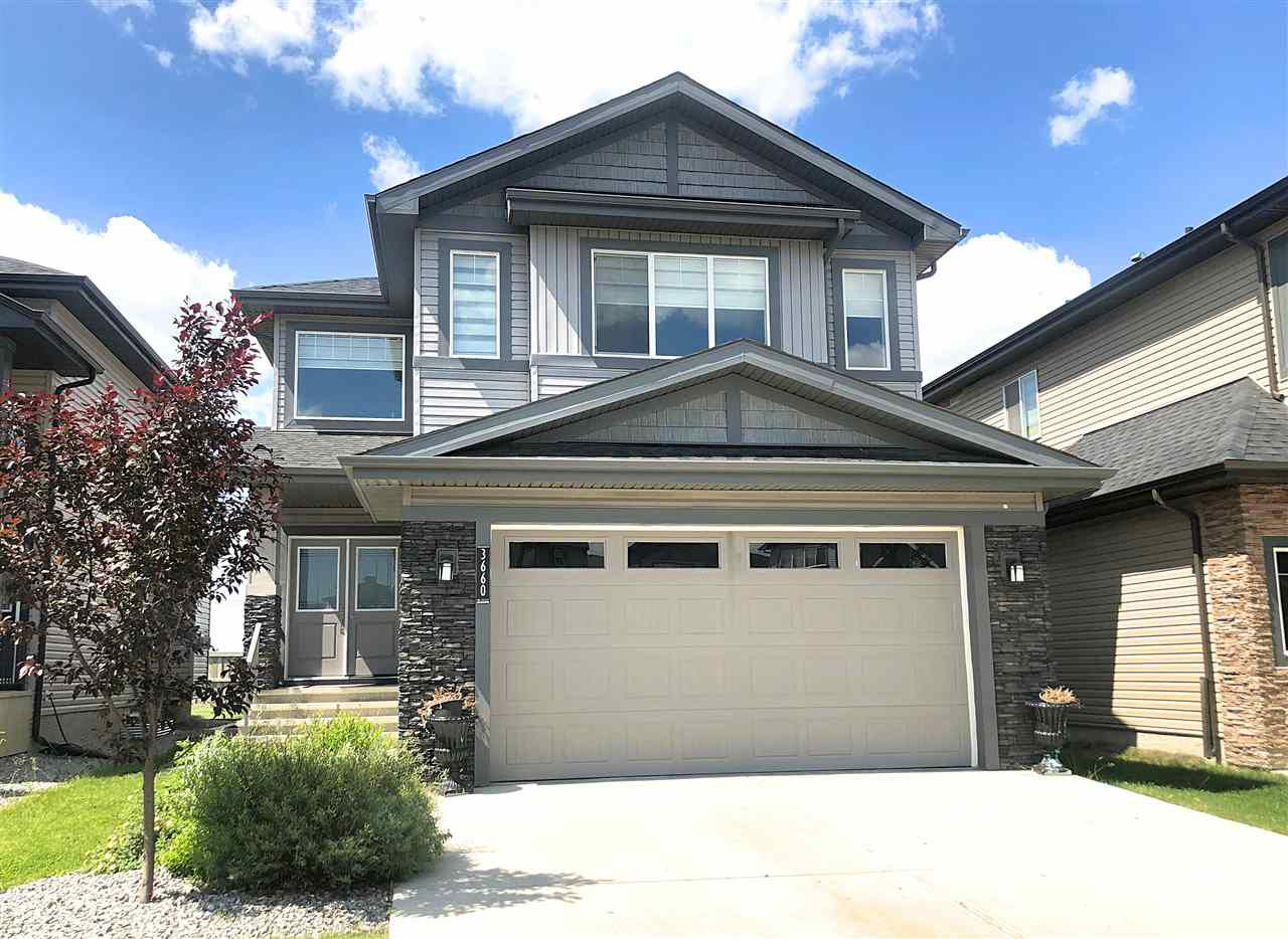 Main Photo: 3660 CLAXTON Place in Edmonton: Zone 55 House for sale : MLS®# E4143515