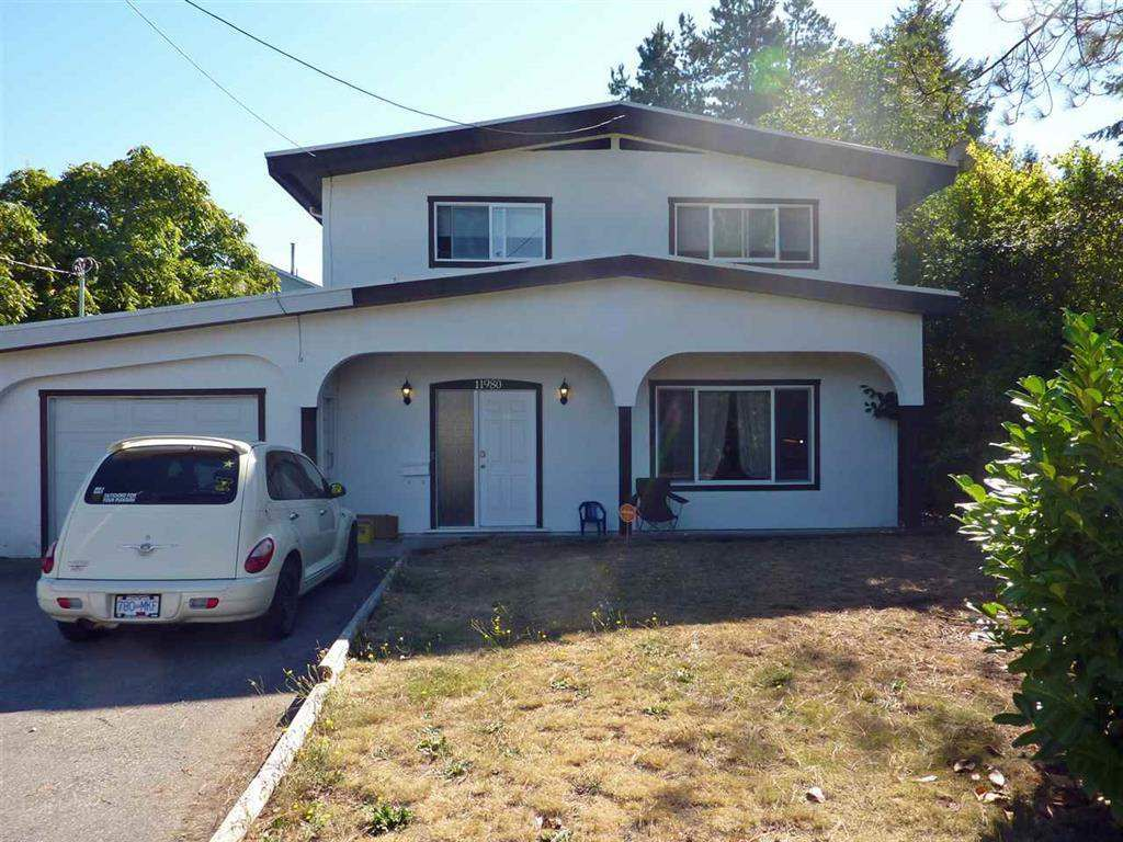 Main Photo: 11980 GLENHURST Street in Maple Ridge: Cottonwood MR House for sale : MLS®# R2349721