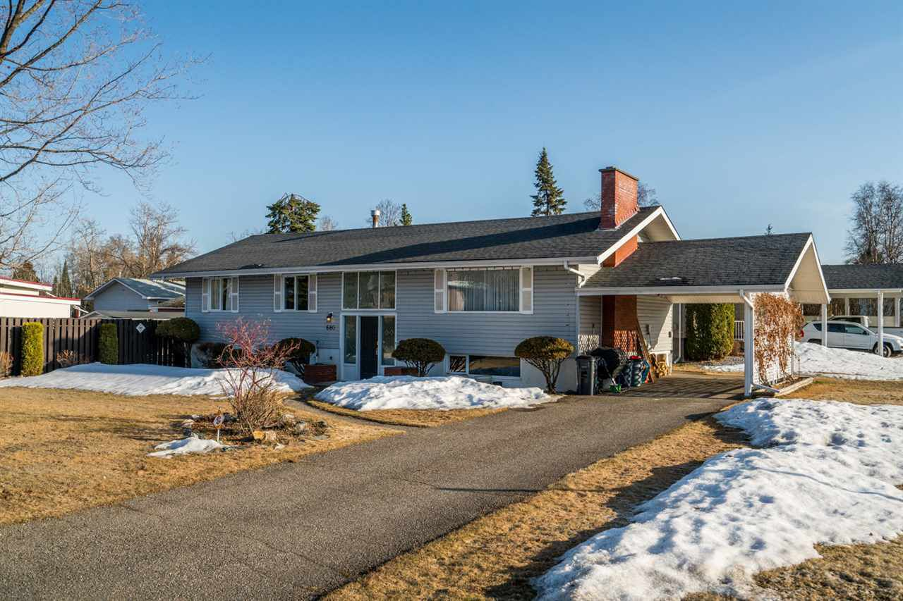 """Main Photo: 680 TAY Crescent in Prince George: Spruceland House for sale in """"SPRUCELAND/RAINBOW PARK"""" (PG City West (Zone 71))  : MLS®# R2355296"""