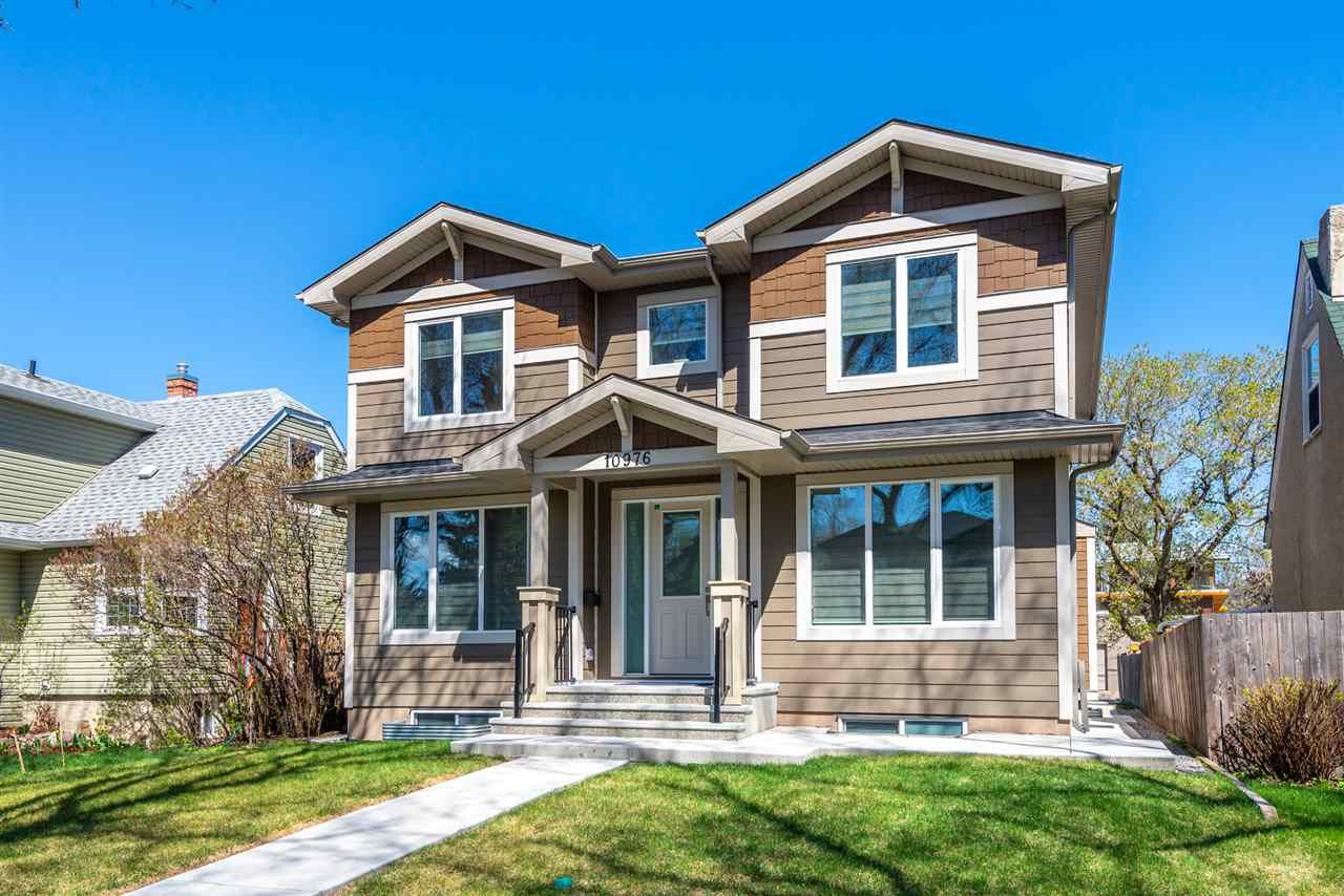 Main Photo: 10976 75 Avenue in Edmonton: Zone 15 House for sale : MLS®# E4156928