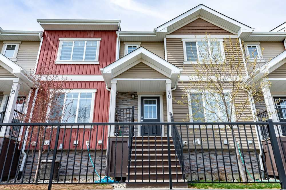 Main Photo: 10 13810 166 Avenue in Edmonton: Zone 27 Townhouse for sale : MLS®# E4157253