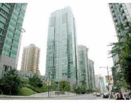 Main Photo: 1303-1288 W. GEORGIA STREET in Vancouver: West End VW Condo for sale (Vancouver West)  : MLS®# V508695