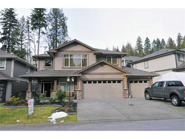 Main Photo: 18 13210 SHOESMITH Crest in Maple Ridge: Silver Valley House for sale : MLS®# V927980