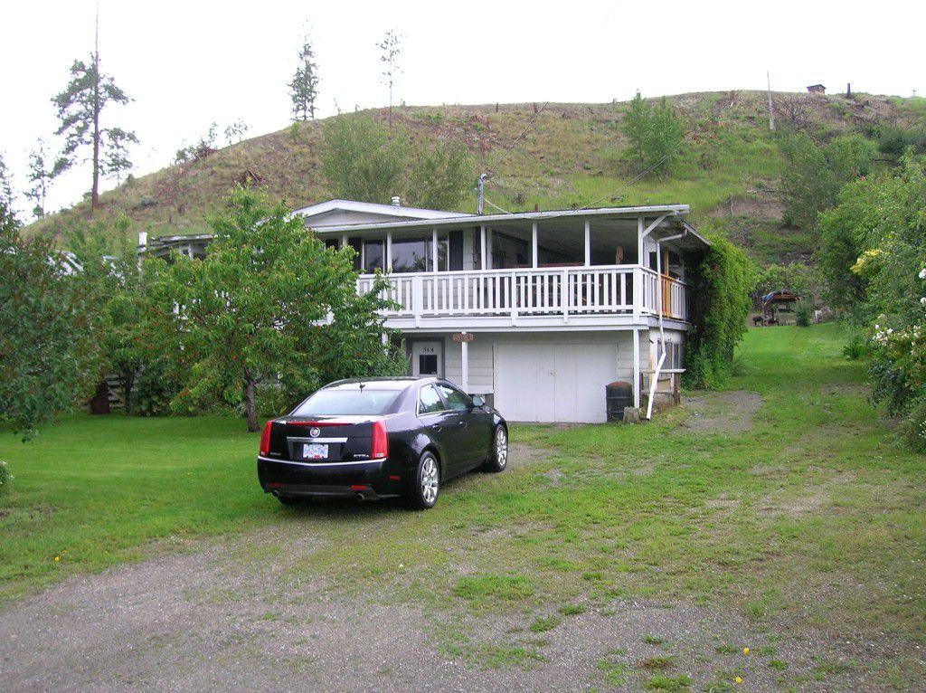 Main Photo: 564 Tod Mountain Road in Kamloops: Heffley House for sale : MLS®# 119908
