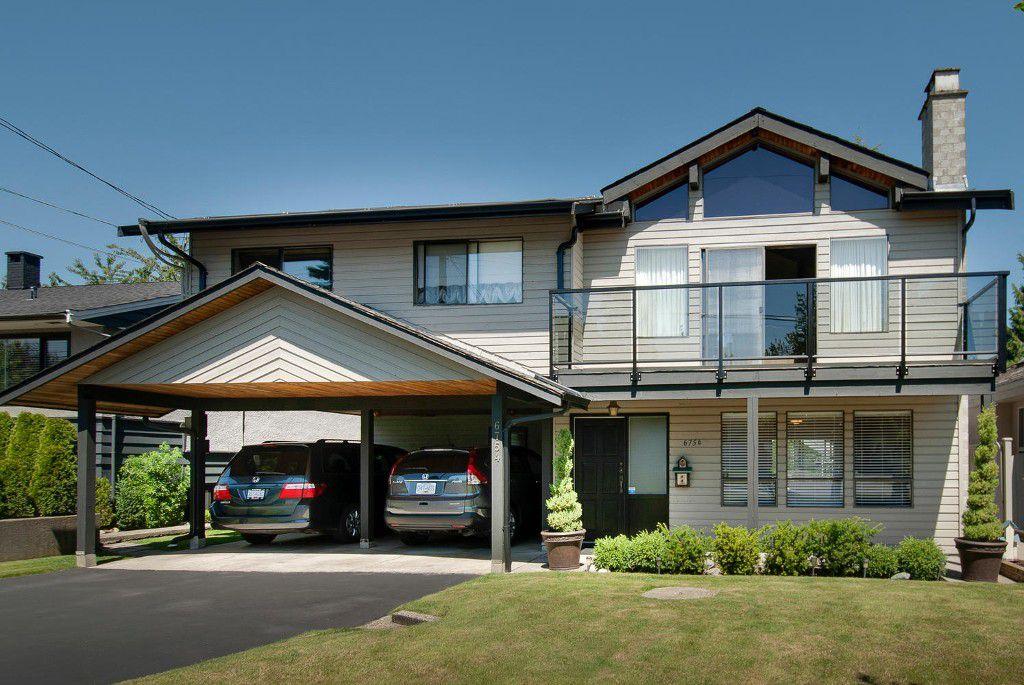 Main Photo: 6754 LINDEN AV in Burnaby: Highgate House for sale (Burnaby South)  : MLS®# V1018986