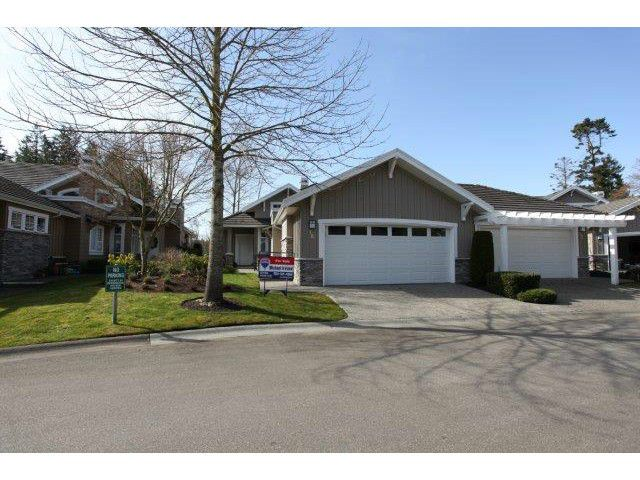 """Main Photo: 18 18088 8TH Avenue in Surrey: Hazelmere Townhouse for sale in """"Hazelmere Village"""" (South Surrey White Rock)  : MLS®# F1405512"""