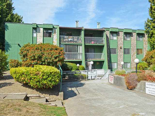 """Main Photo: 201 3901 CARRIGAN Court in Burnaby: Government Road Condo for sale in """"LOUGHEED ESTATES"""" (Burnaby North)  : MLS®# V1140211"""