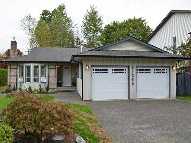 Main Photo: 21285 THORNTON Avenue in Maple Ridge: West Central House for sale : MLS®# V1143130