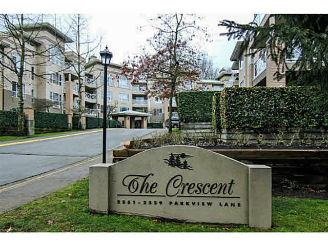 """Main Photo: 215 2559 PARKVIEW Lane in Port Coquitlam: Central Pt Coquitlam Condo for sale in """"THE CRESCENT"""" : MLS®# V1143464"""