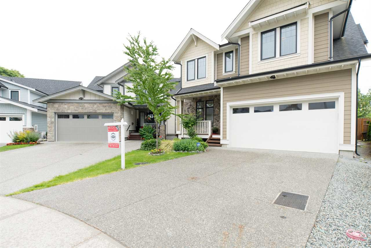 """Main Photo: 4865 223B Street in Langley: Murrayville House for sale in """"Radius"""" : MLS®# R2071140"""