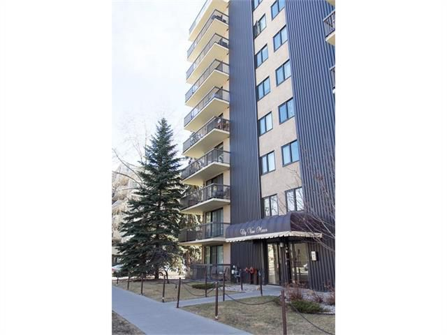 Main Photo: 702 1107 15 Avenue SW in Calgary: Beltline Condo for sale : MLS®# C4094041