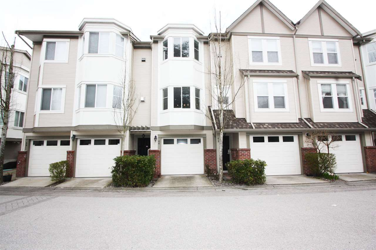 Main Photo: 44 15450 101A Avenue in Surrey: Guildford Townhouse for sale (North Surrey)  : MLS®# R2160123
