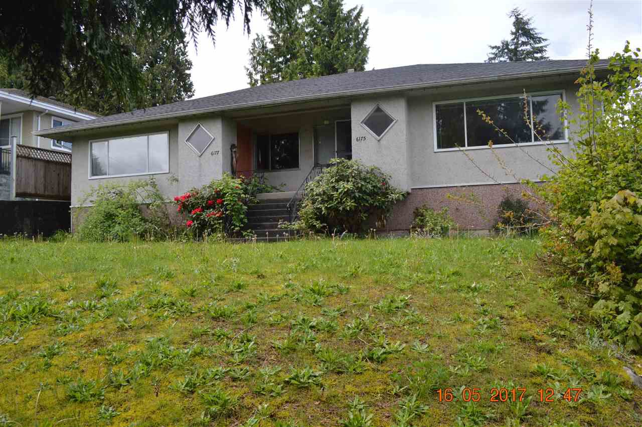 Main Photo: 6175 ELGIN Avenue in Burnaby: Forest Glen BS House for sale (Burnaby South)  : MLS®# R2166704