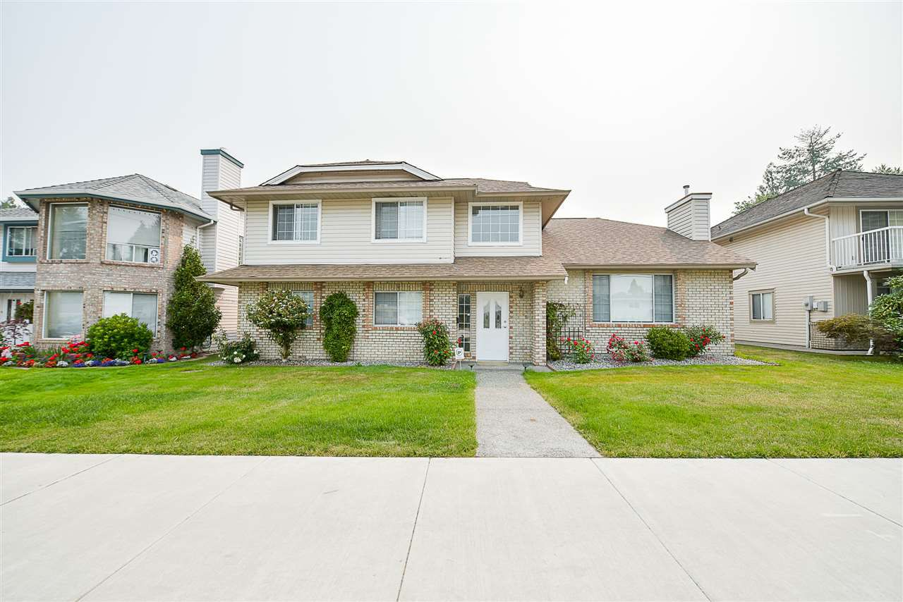 Main Photo: 12258 203 Street in Maple Ridge: Northwest Maple Ridge House for sale : MLS®# R2195768