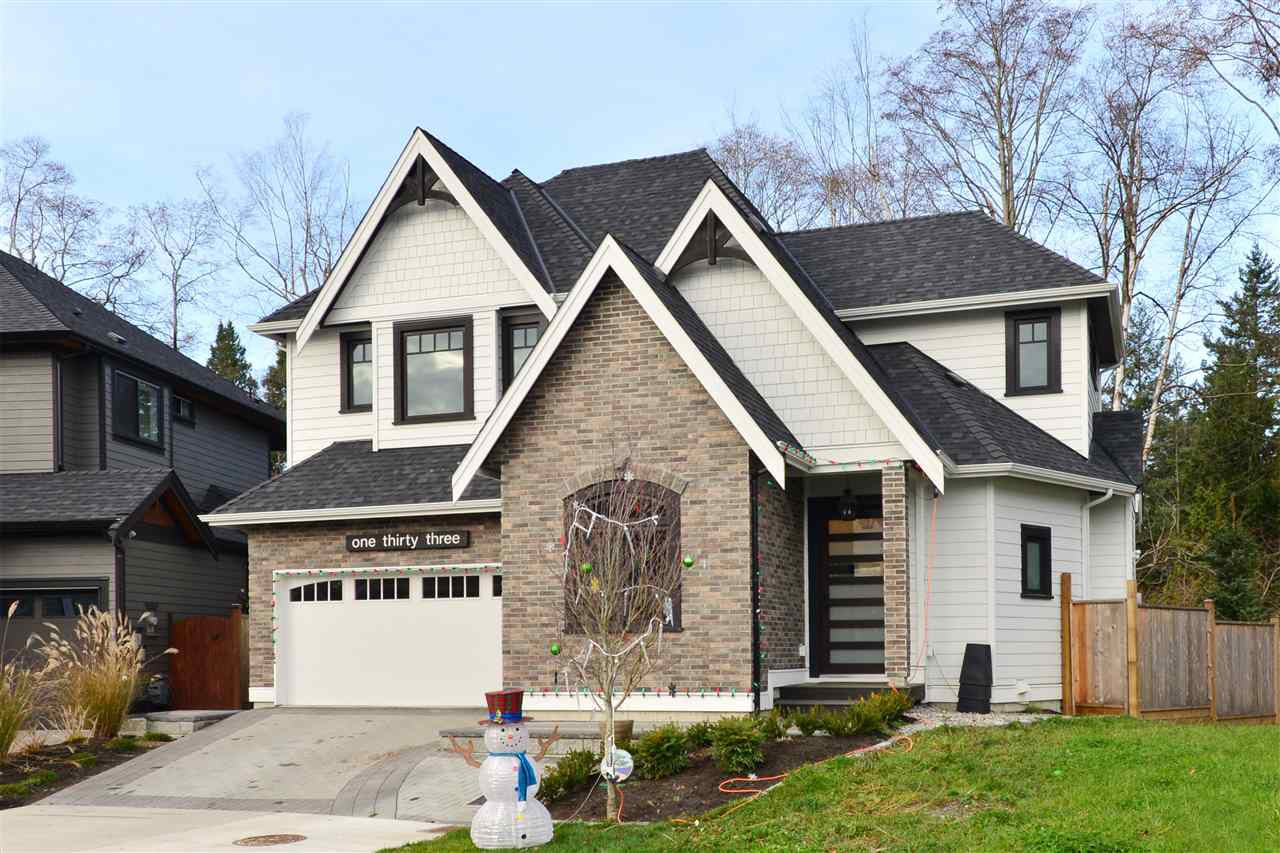 """Main Photo: 133 169A Street in Surrey: Pacific Douglas House for sale in """"Summerfield/Pacific Douglas"""" (South Surrey White Rock)  : MLS®# R2228556"""