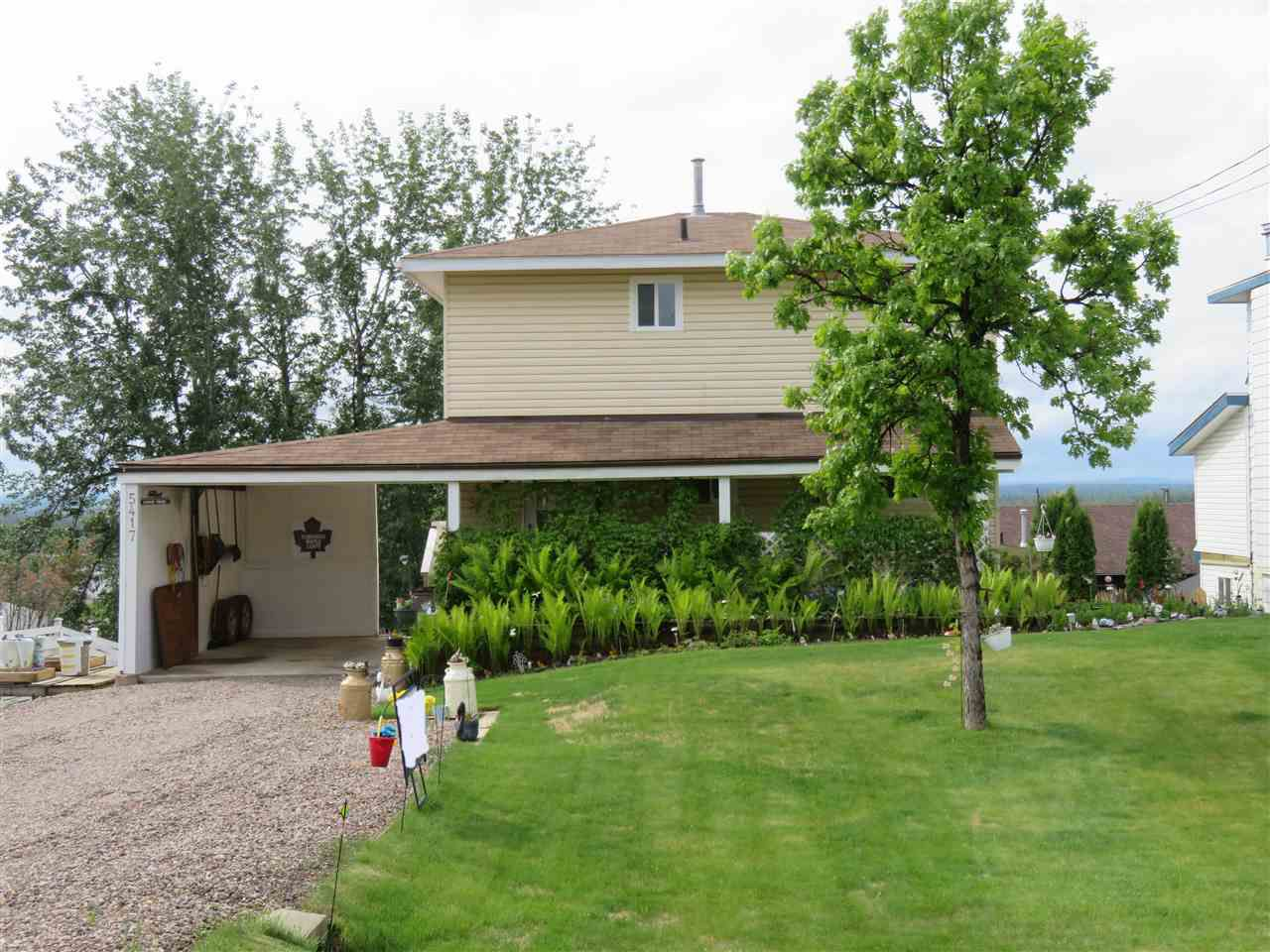 Main Photo: 5417 W 53 Avenue in Fort Nelson: Fort Nelson -Town House for sale (Fort Nelson (Zone 64))  : MLS®# R2245739