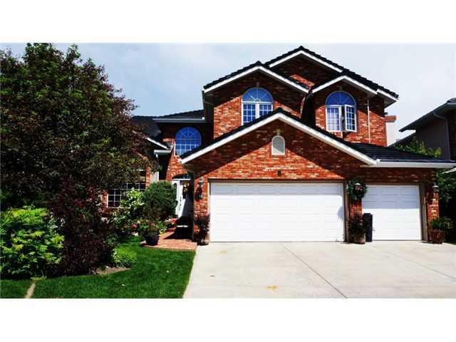 Main Photo: 8 CHRISTIE CAIRN Heath SW in Calgary: Christie Park House for sale : MLS®# C3530493