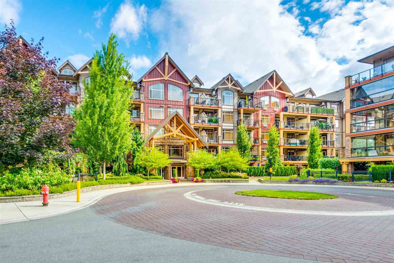 "Main Photo: 168 8328 207A Street in Langley: Willoughby Heights Condo for sale in ""YORKSON CREEK"" : MLS®# R2280110"