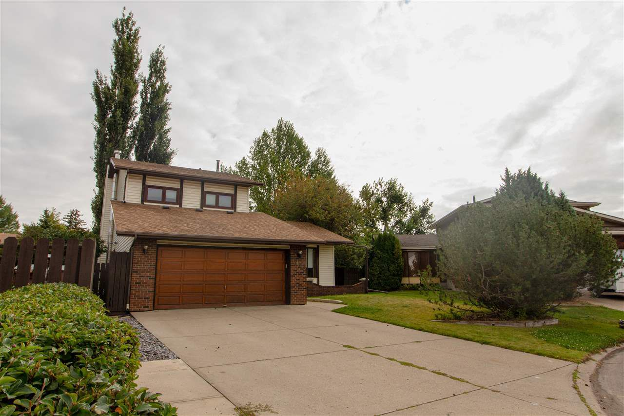 Main Photo: 1861 104A Street in Edmonton: Zone 16 House for sale : MLS®# E4126676