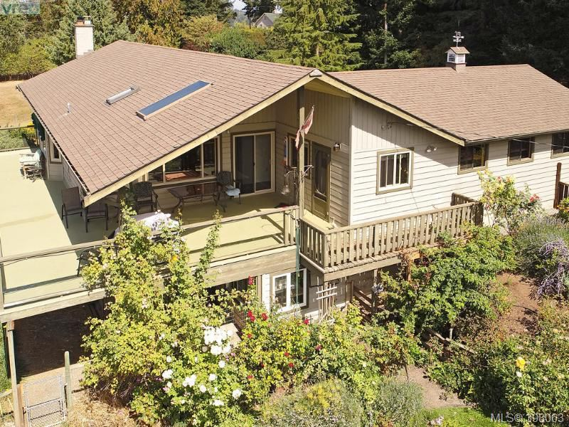 Main Photo: 1355 Tapping Road in NORTH SAANICH: NS Sandown Single Family Detached for sale (North Saanich)  : MLS®# 398063