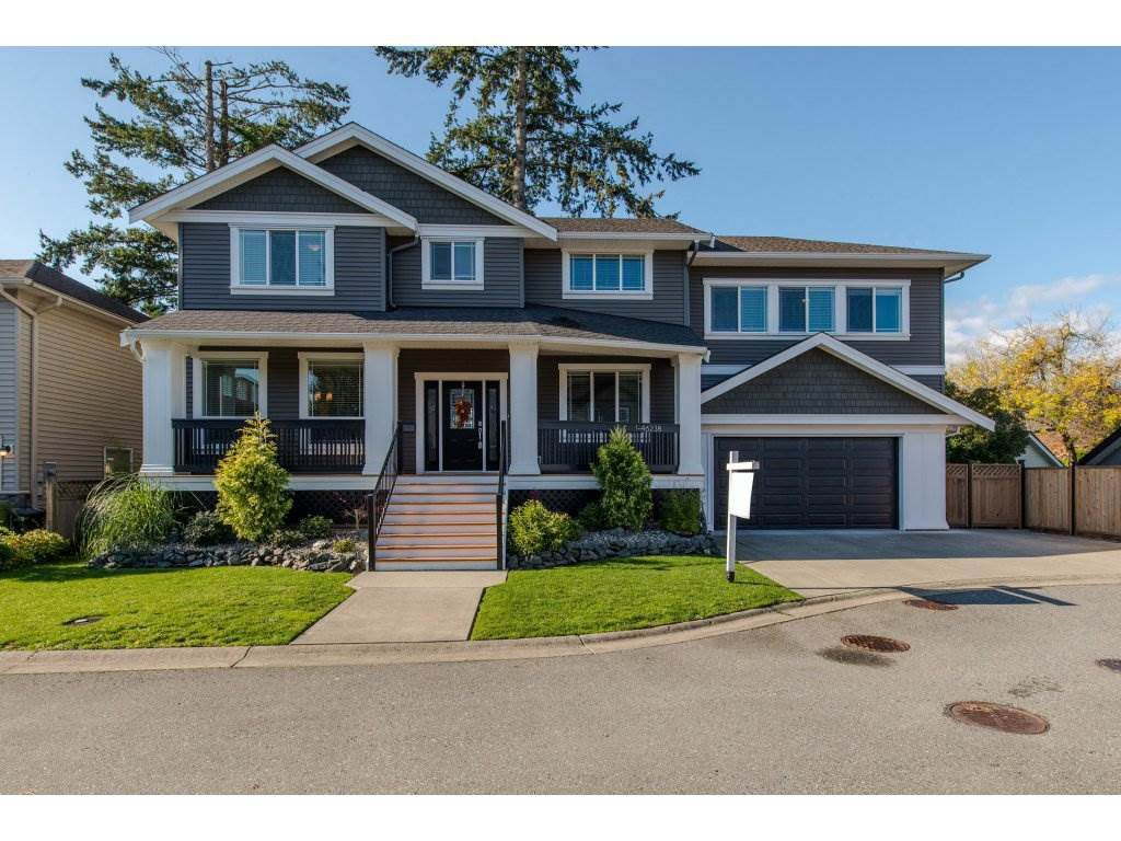 Main Photo: 1 46238 STRATHCONA Road in Chilliwack: Fairfield Island House for sale : MLS®# R2321357