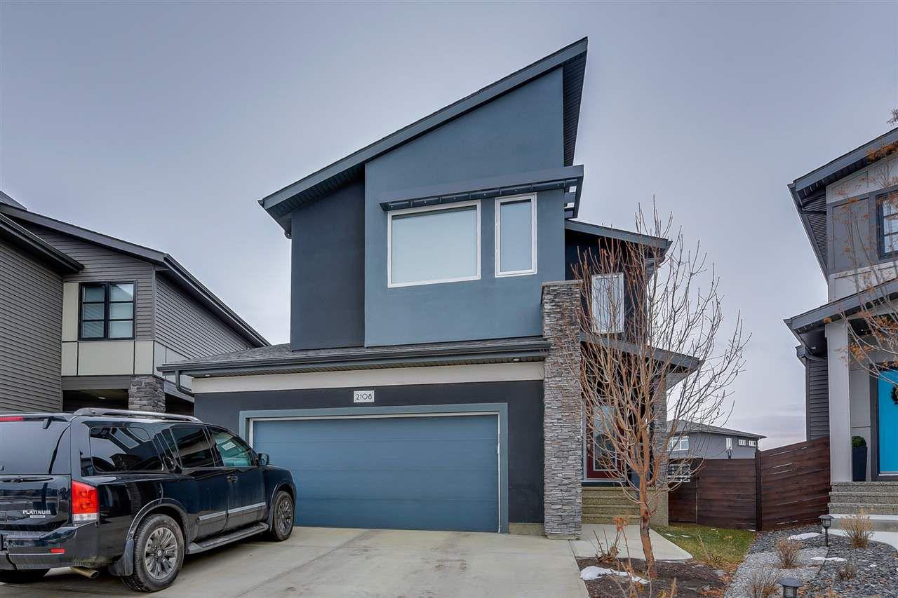 Main Photo: 2108 WARE Road in Edmonton: Zone 56 House for sale : MLS®# E4136945