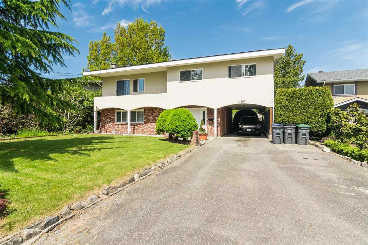 Main Photo: 17865 57 Avenue in Surrey: Cloverdale BC House for sale (Cloverdale)  : MLS®# R2366859