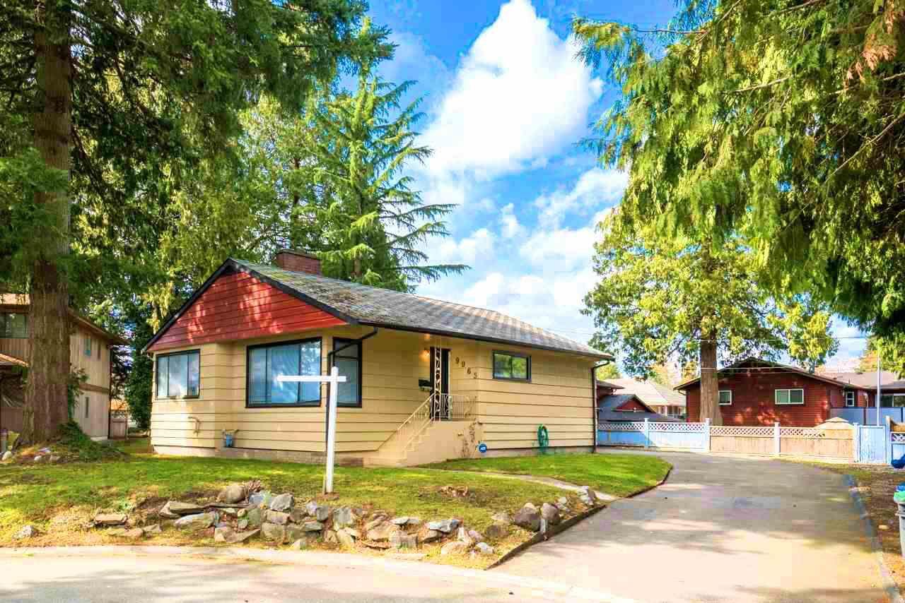Main Photo: 9965 129A Street in Surrey: Cedar Hills House for sale (North Surrey)  : MLS®# R2369127