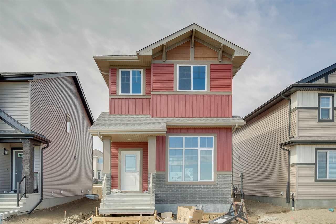 Main Photo: 17728 58 Street in Edmonton: Zone 03 House for sale : MLS®# E4160526